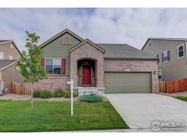 931 Sumner Way, Erie, CO 80516 (MLS #860222) :: Bliss Realty Group