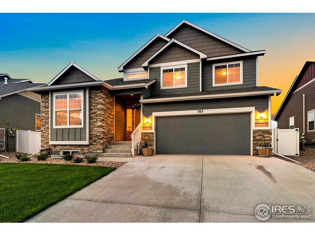 785 Dakota Way, Windsor, CO 80550 (#860298) :: The Peak Properties Group