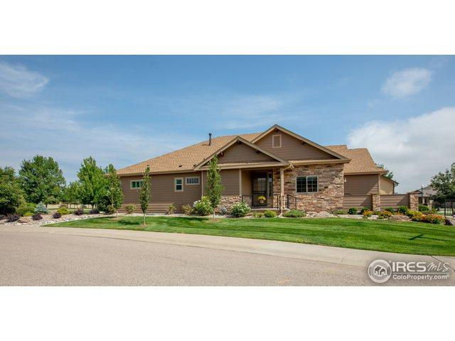 2903 Purgatory Creek Dr, Loveland, CO 80538 (#860300) :: The Griffith Home Team