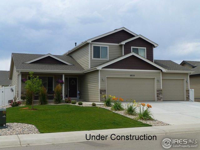 6849 Sage Meadows Dr, Wellington, CO 80549 (MLS #860308) :: Kittle Real Estate