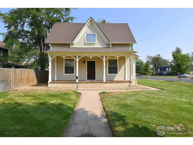 1403 8th St, Greeley, CO 80631 (MLS #860386) :: Tracy's Team