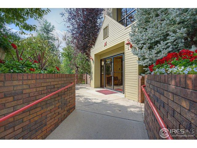 315 Arapahoe Ave #203, Boulder, CO 80302 (MLS #860390) :: The Daniels Group at Remax Alliance