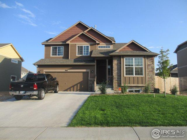 944 W Independent Ave, La Salle, CO 80645 (MLS #860405) :: 8z Real Estate