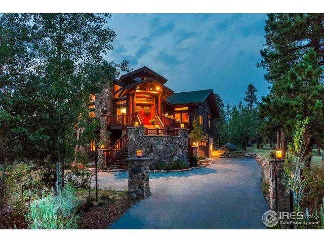 699 Findley Ct, Estes Park, CO 80517 (MLS #860406) :: 8z Real Estate