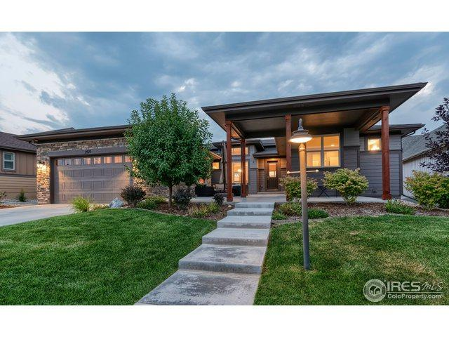 2571 Chaplin Creek Dr, Loveland, CO 80538 (#860420) :: The Peak Properties Group
