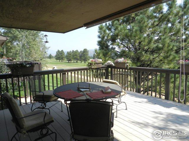 1160 Fairway Club Cir #1, Estes Park, CO 80517 (MLS #860435) :: Colorado Home Finder Realty
