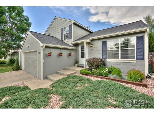 1412 Redwood St, Fort Collins, CO 80524 (MLS #860451) :: Tracy's Team