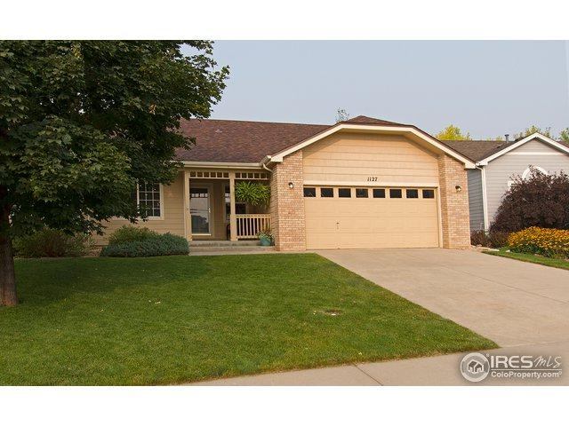 1127 78th Ave, Greeley, CO 80634 (#860496) :: The Griffith Home Team