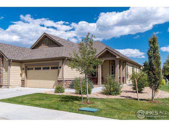 4405 Angelina Cir, Longmont, CO 80503 (#860500) :: The Peak Properties Group