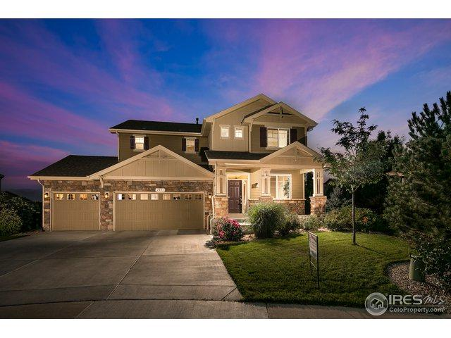 2081 Bayfront Dr, Windsor, CO 80550 (#860506) :: The Peak Properties Group