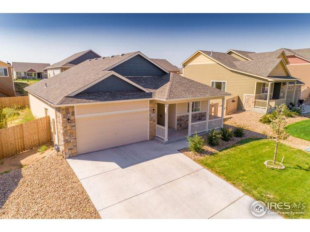 936 W Independent Ave, La Salle, CO 80645 (#860525) :: The Peak Properties Group