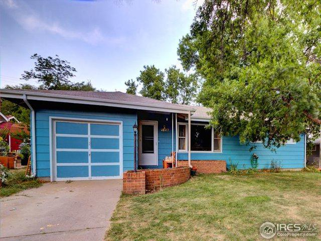 1807 W 11th St, Loveland, CO 80537 (#860537) :: The Griffith Home Team