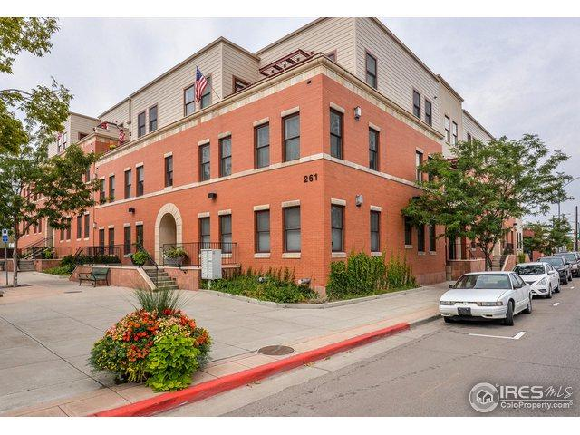 261 Pine St #206, Fort Collins, CO 80524 (MLS #860576) :: Tracy's Team
