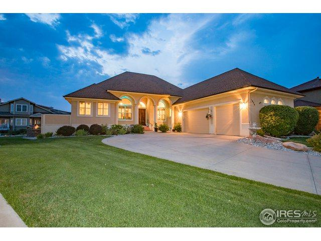 1520 Pintail Bay, Windsor, CO 80550 (MLS #860591) :: Tracy's Team