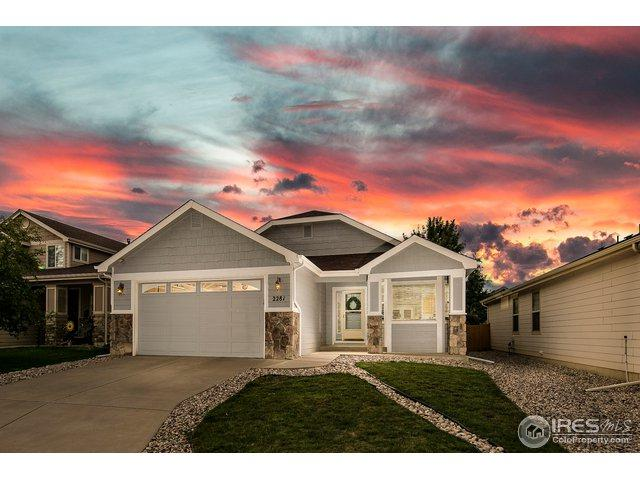 2281 Steamboat Springs St, Loveland, CO 80538 (#860634) :: The Griffith Home Team