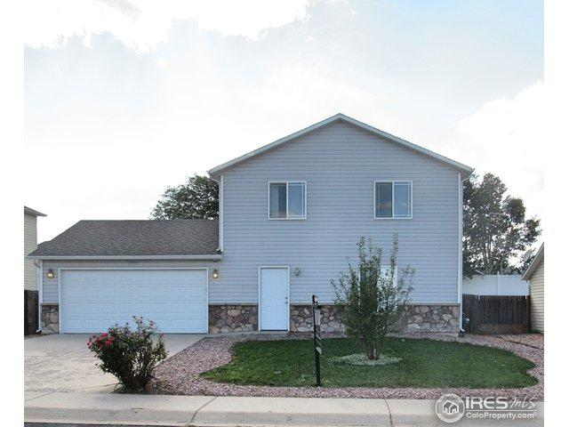 2837 40th Ave Ct, Greeley, CO 80634 (#860644) :: The Griffith Home Team