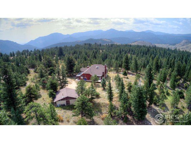 6894 Flagstaff Rd, Boulder, CO 80302 (MLS #860674) :: 8z Real Estate