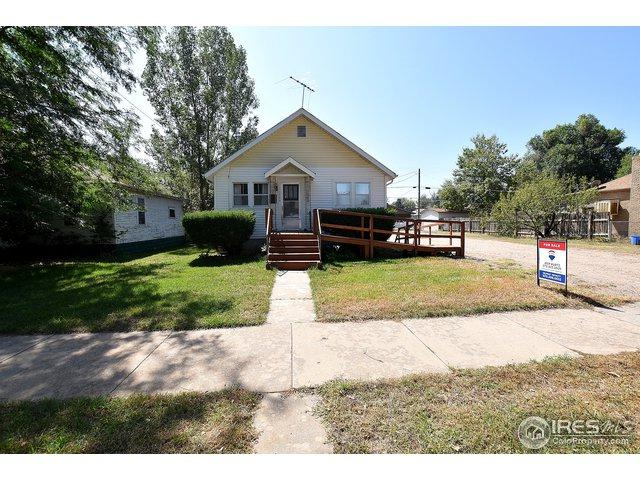 1700 8th St, Greeley, CO 80631 (#860681) :: The Peak Properties Group