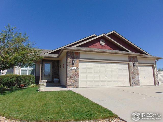 9862 Cedar St, Firestone, CO 80504 (#860685) :: The Griffith Home Team