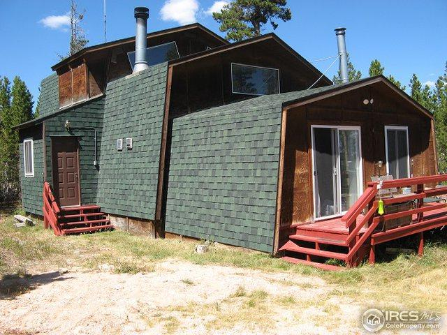 1066 Shoshoni Dr, Red Feather Lakes, CO 80545 (MLS #860734) :: 8z Real Estate