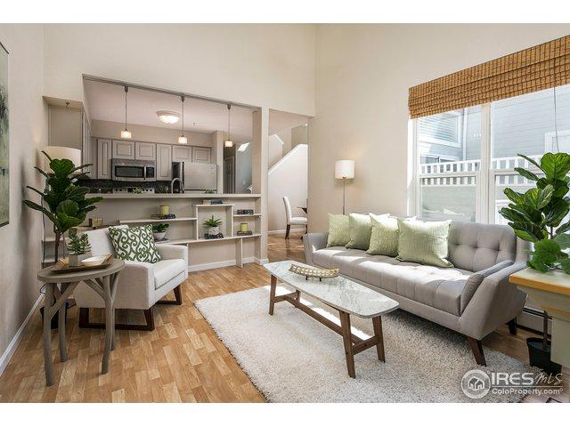 3091 29th St #208, Boulder, CO 80301 (MLS #860737) :: The Daniels Group at Remax Alliance