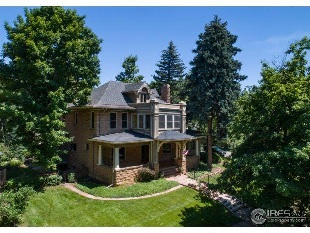 541 Spruce St, Boulder, CO 80302 (#860740) :: My Home Team
