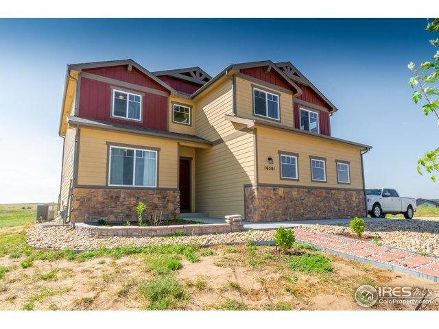 16501 Fairbanks Rd, Platteville, CO 80651 (MLS #860753) :: 8z Real Estate