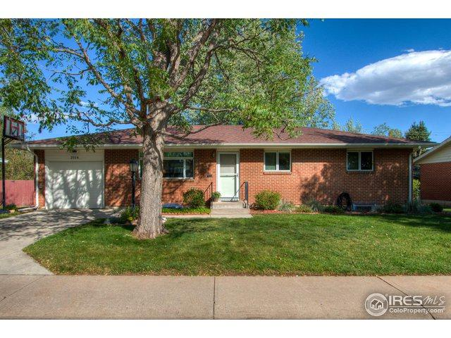 2516 22nd Ave, Greeley, CO 80631 (#860767) :: The Peak Properties Group