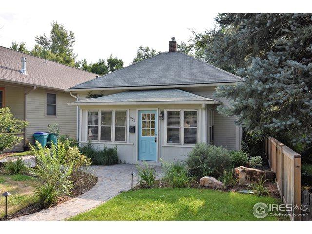 402 Wood St, Fort Collins, CO 80521 (MLS #860774) :: 8z Real Estate