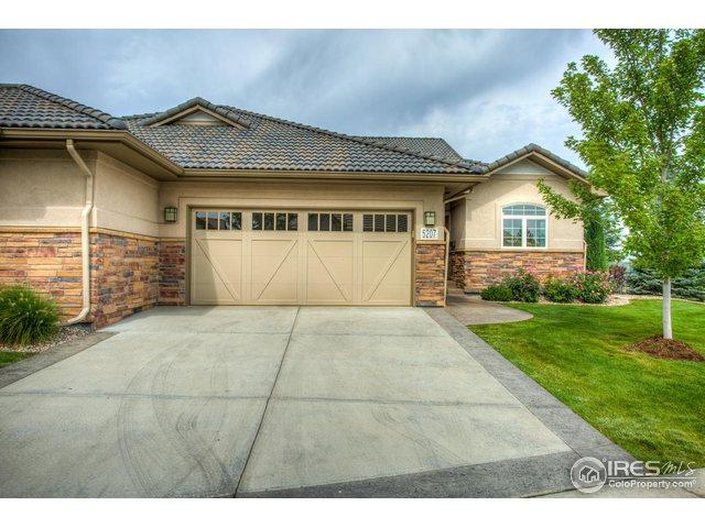 5207 Deer Meadow Ct, Loveland, CO 80537 (#860796) :: The Griffith Home Team