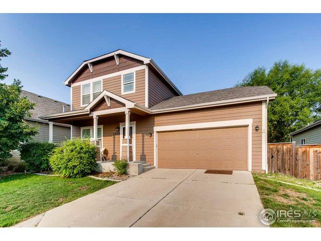 1905 Mahogany Way, Severance, CO 80550 (#860804) :: The Peak Properties Group