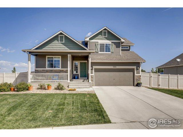 5881 Vinca Ave, Firestone, CO 80504 (MLS #860819) :: Colorado Home Finder Realty