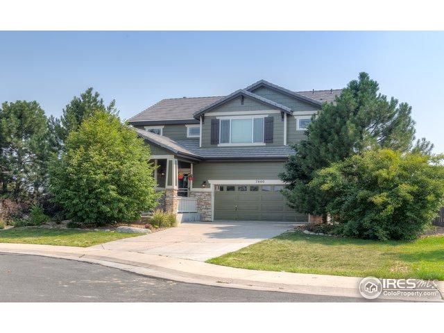 7800 E 129th Pl, Thornton, CO 80602 (#860820) :: The Peak Properties Group