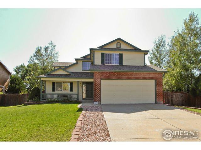 1435 Morningside Dr, Longmont, CO 80504 (#860826) :: The Peak Properties Group
