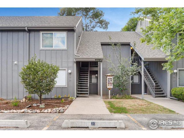 705 E Drake Rd #30, Fort Collins, CO 80525 (MLS #860829) :: Downtown Real Estate Partners