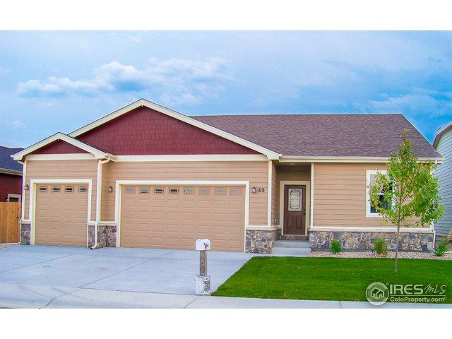 108 Primrose Ct, Wiggins, CO 80654 (#860838) :: The Peak Properties Group