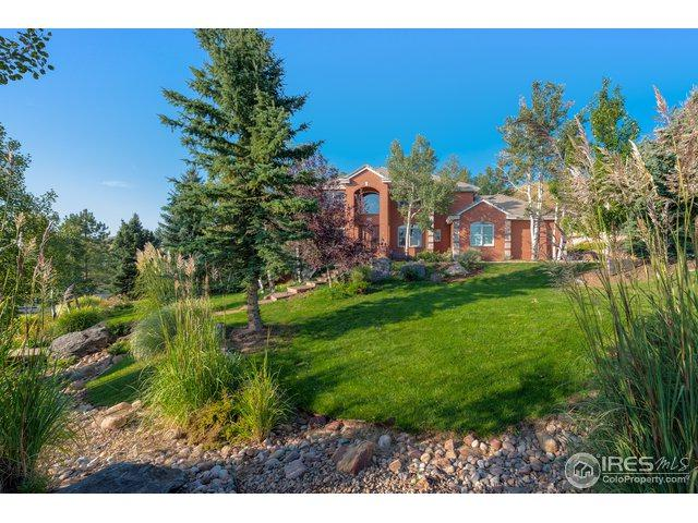 16109 Mountain Bluebird Way, Morrison, CO 80465 (MLS #860859) :: Colorado Home Finder Realty