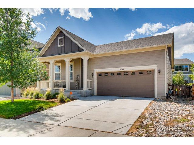 120 S High St, Erie, CO 80516 (#860864) :: The Griffith Home Team