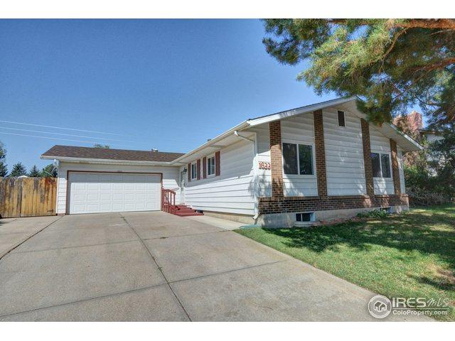 1633 28th Ave, Greeley, CO 80634 (#860865) :: The Peak Properties Group