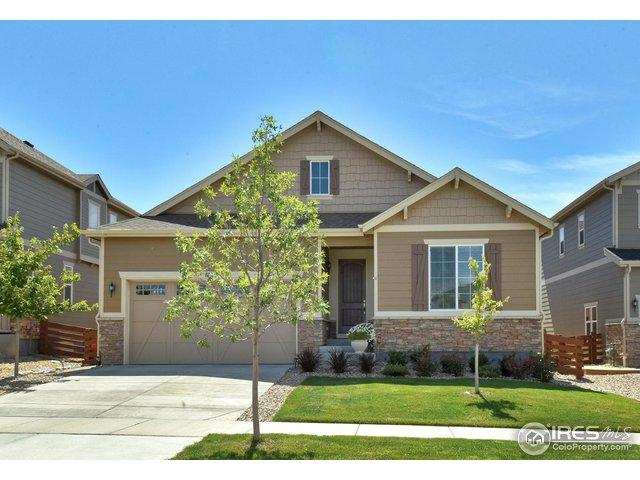 622 Dawn Ave, Erie, CO 80516 (#860878) :: The Peak Properties Group