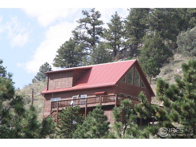 931 Copper Hill Rd, Glen Haven, CO 80532 (MLS #860886) :: 8z Real Estate