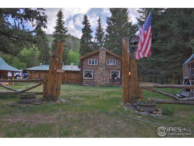 5043 Highway 125, Granby, CO 80446 (MLS #860893) :: J2 Real Estate Group at Remax Alliance