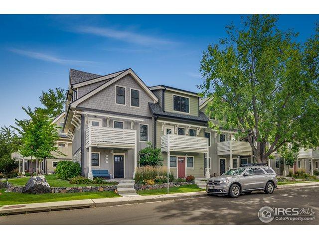 984 Elm St, Louisville, CO 80027 (MLS #860903) :: 8z Real Estate