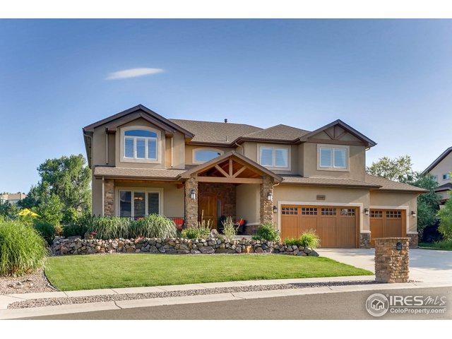 13901 Gunnison Way, Broomfield, CO 80020 (#860916) :: The Peak Properties Group