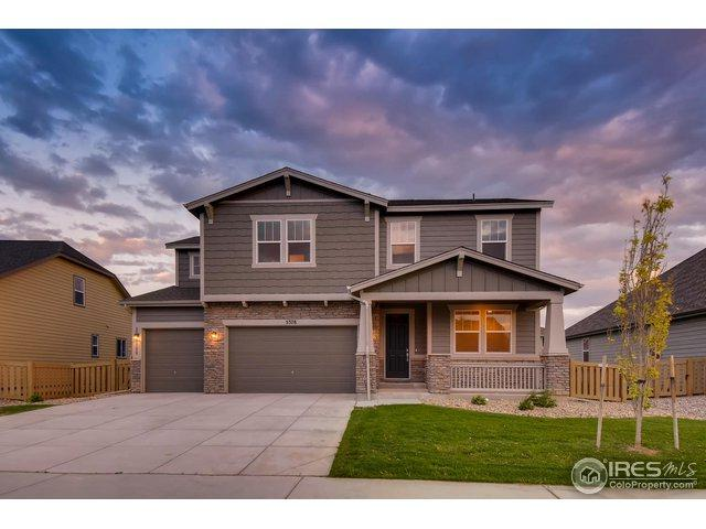 5378 Hallowell Park Dr, Timnath, CO 80547 (MLS #860925) :: 8z Real Estate