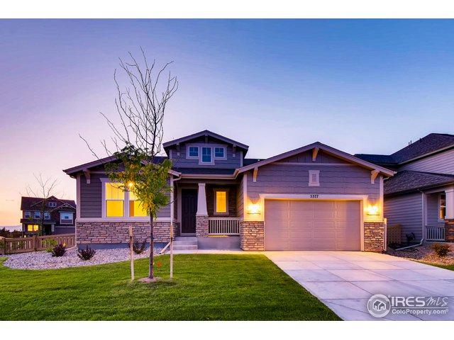 5377 Hallowell Park Dr, Timnath, CO 80547 (MLS #860927) :: 8z Real Estate