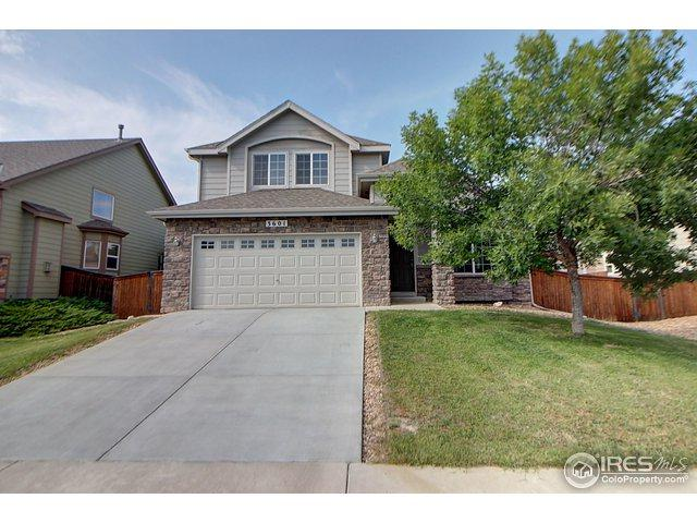 3601 E 102nd Ct, Thornton, CO 80229 (MLS #860967) :: 8z Real Estate
