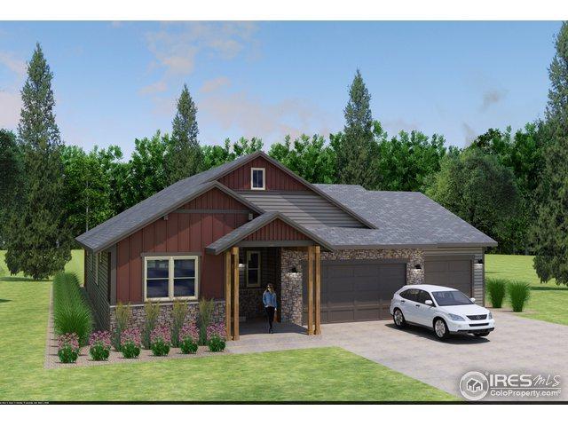 603 Harvest Moon Dr, Severance, CO 80550 (MLS #860990) :: Kittle Real Estate