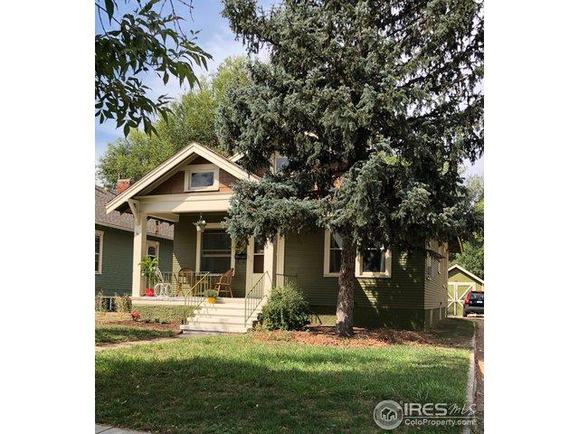 1227 14th Ave, Greeley, CO 80631 (#861026) :: The Peak Properties Group