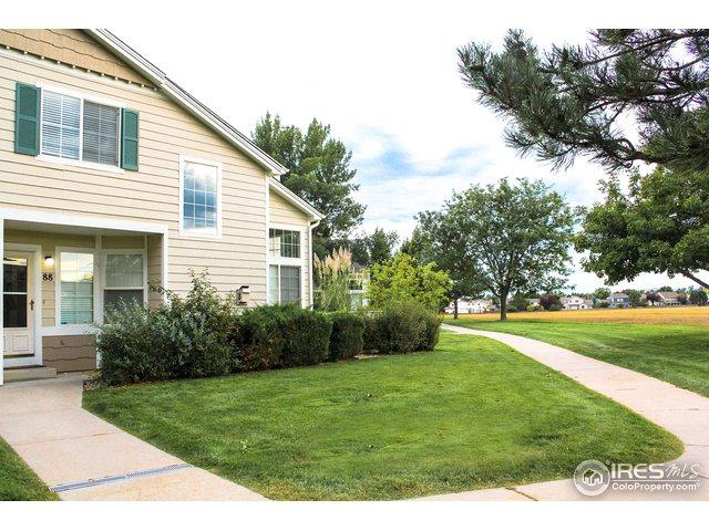 2502 Timberwood Dr #88, Fort Collins, CO 80528 (MLS #861047) :: The Daniels Group at Remax Alliance